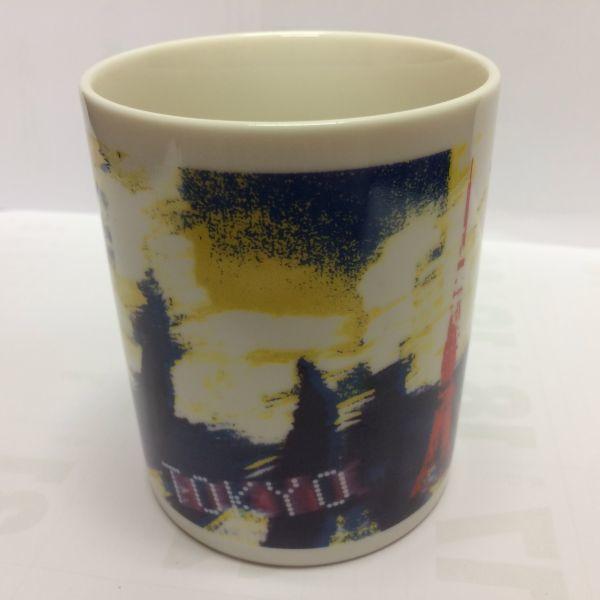 未使用品 スターバックス マグカップ 旧ロゴ ご当地 限定 2003 東京 Tokyo_画像2