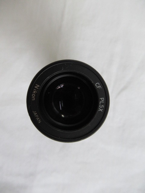 【中古品】NIKON ニコン写真撮影レンズ【CF PL5X】