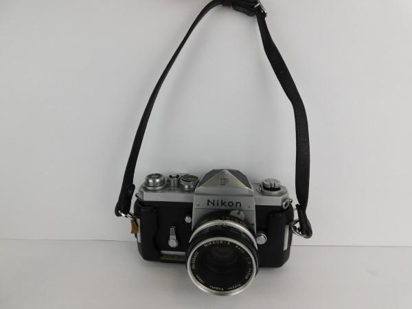 【1スタ】ニコン Nikon F Nippon Kogaku Tokyo レンズ NIKKOR-S Auto 1:2 f=5cm No.525622 一眼レフ カメラ_画像8