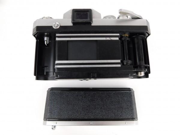 【1スタ】ニコン Nikon F Nippon Kogaku Tokyo レンズ NIKKOR-S Auto 1:2 f=5cm No.525622 一眼レフ カメラ_画像5