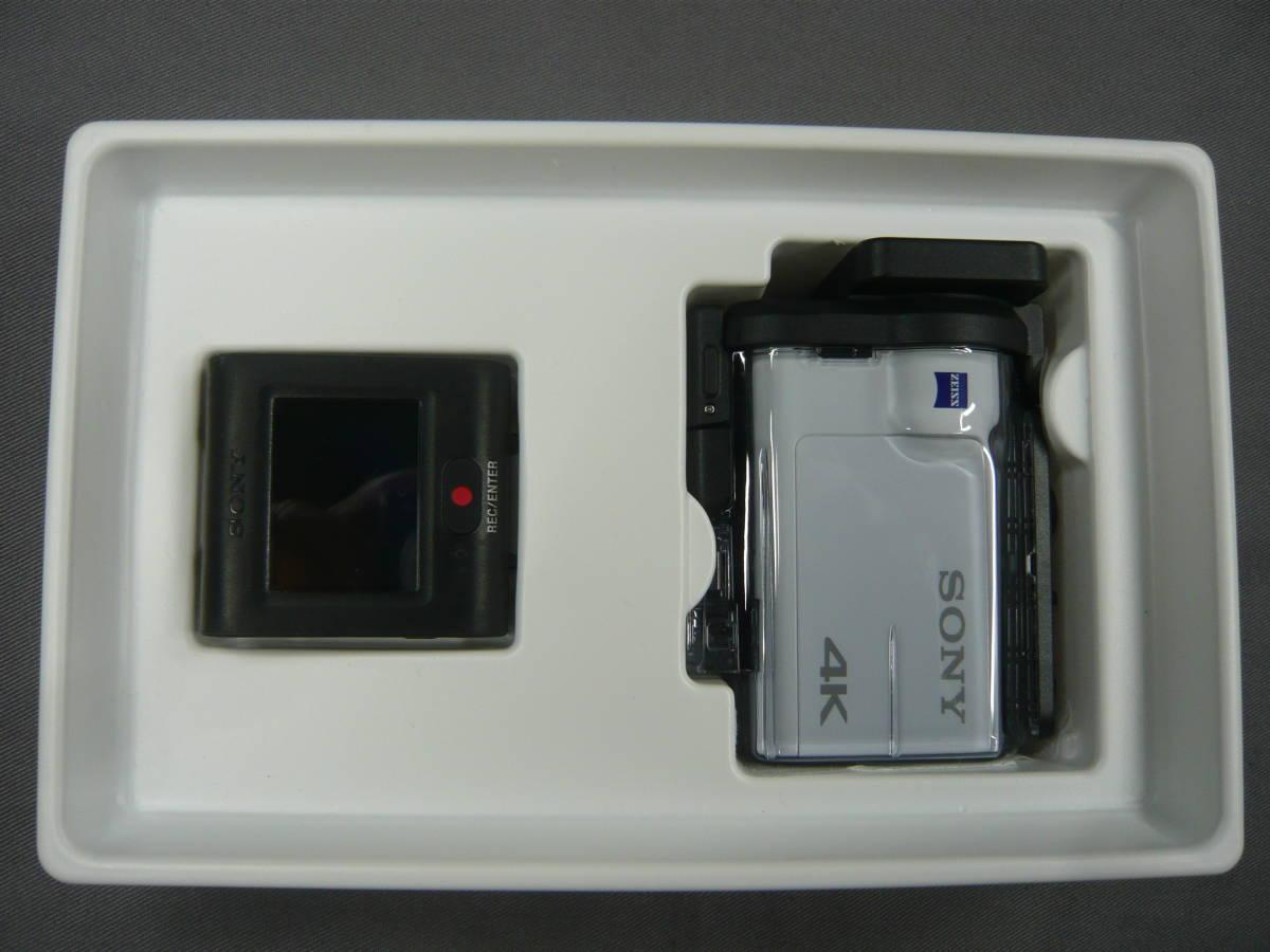 SONY アクションカム FDR-X3000R REMOTE KIT 中古