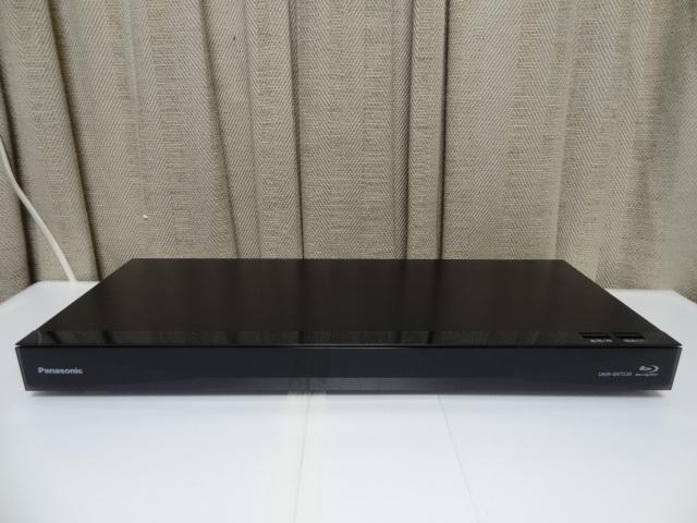 Panasonic DMR-BRT530 おうちクラウドディーガ 展示品1年保証 3チューナー HDD 500G WiFi内蔵_画像4