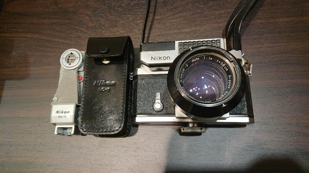 【60】ニコン Nikon F アイレベル シルバー 6455412