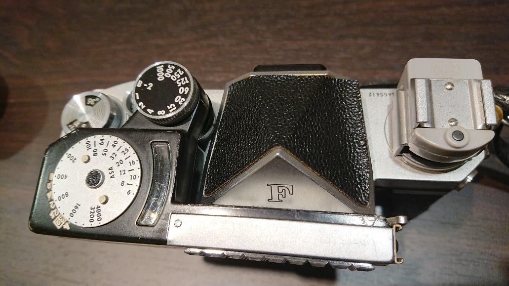 【60】ニコン Nikon F アイレベル シルバー 6455412_画像7