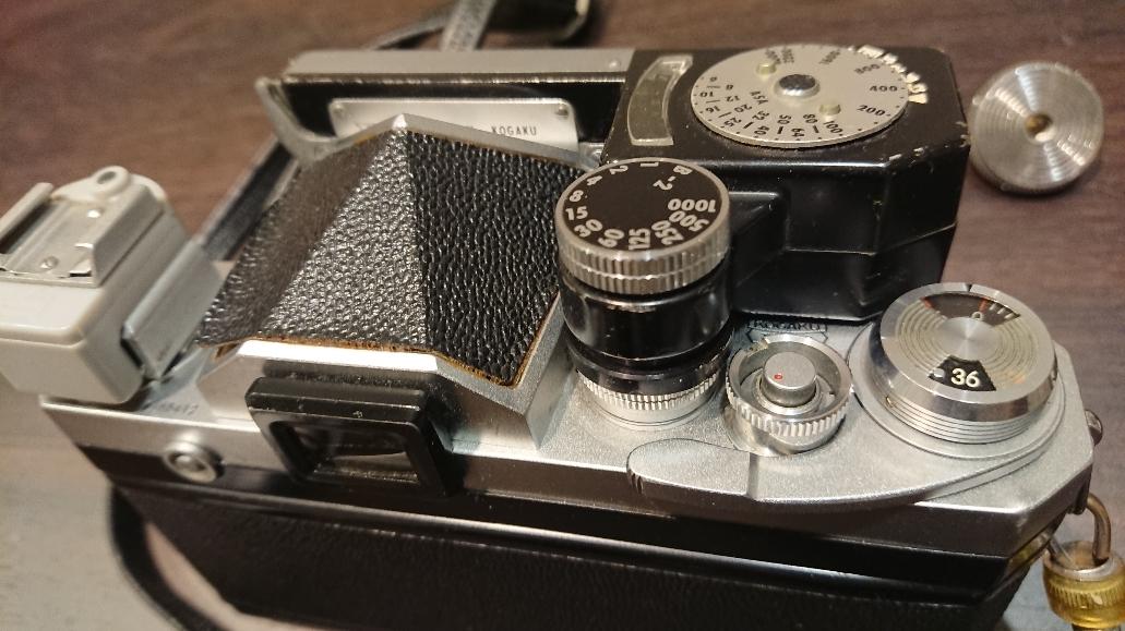【60】ニコン Nikon F アイレベル シルバー 6455412_画像9
