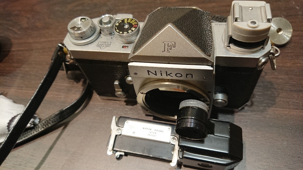【60】ニコン Nikon F アイレベル シルバー 6455412_画像10