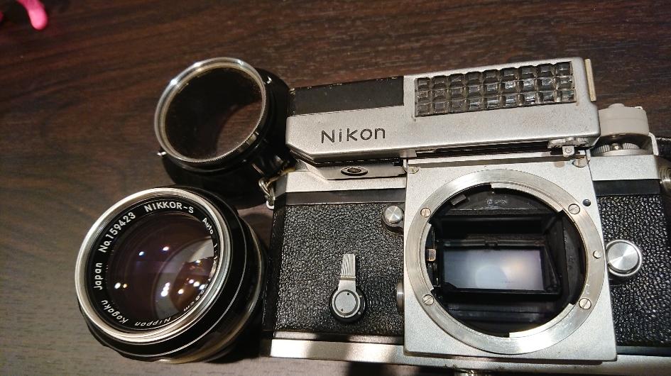 【60】ニコン Nikon F アイレベル シルバー 6455412_画像4