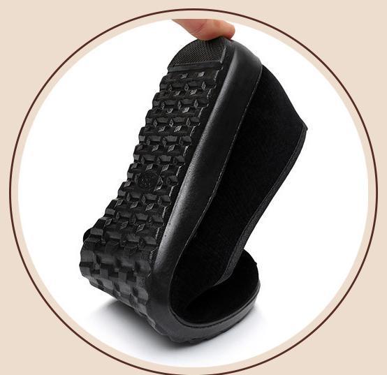 【新品】23cm パンプス コンフォート カンフー フラットシューズ べた靴 黒 ブラック 柔らかい 素材 軽量 歩きやすい_画像5