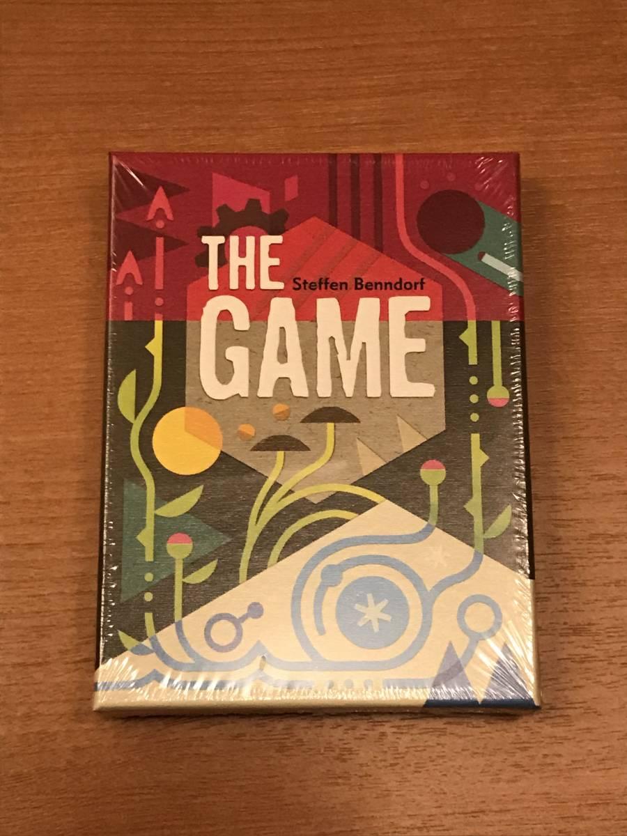 ザ・ゲーム The Game カラフルなパンダザウルス版 自作和訳付き