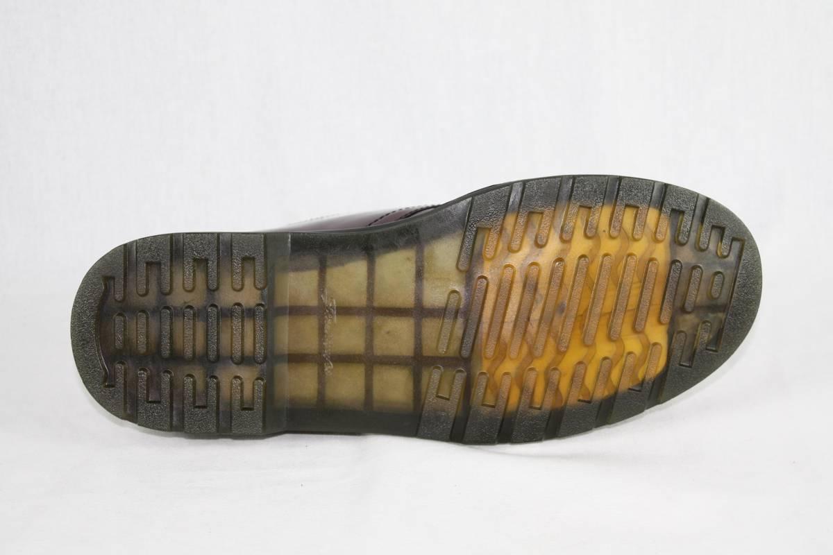 BulletJam enbridge搭載 ポストマンシューズ ボルドーエナメル 43(26~26.5cm)_その他、多数商品出品中