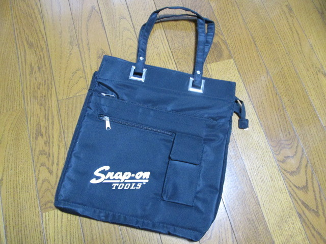 new goods unused Snap-on SNAP-ON limited goods tote bag back