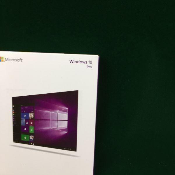 新品未開封 正規品 Microsoft Windows 10 Pro 32 / 64bit 対応 プロダクトキー付き USB付き A_画像4