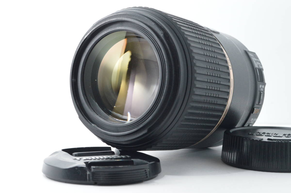 ★良品★ タムロン TAMRON SP 90mm F2.8 Di MACRO 1:1 VC USD Model F004N Nikon ニコン #0119