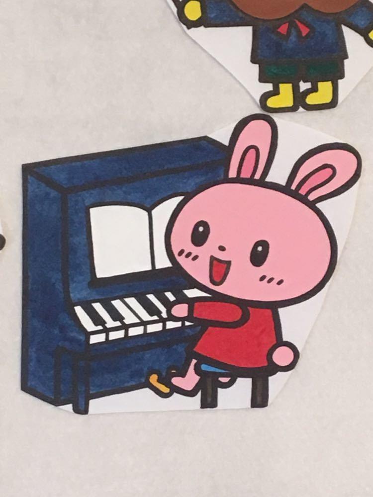 【パネルシアター】山の音楽家/歌/保育園幼稚園/演し物_画像5