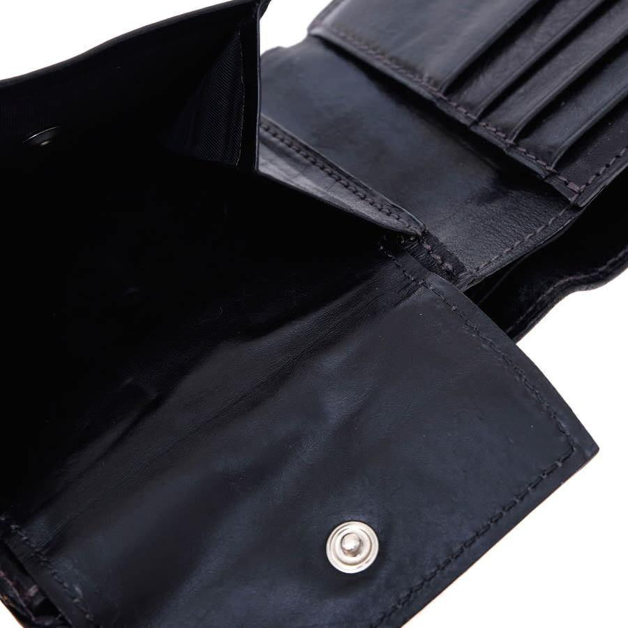 定価27100円!Daniel&Bob ダニエル&ボブ 財布 ウォレット RODI ロディ 二つ折り イタリア製 メンズ レザー 革 w3375_画像7