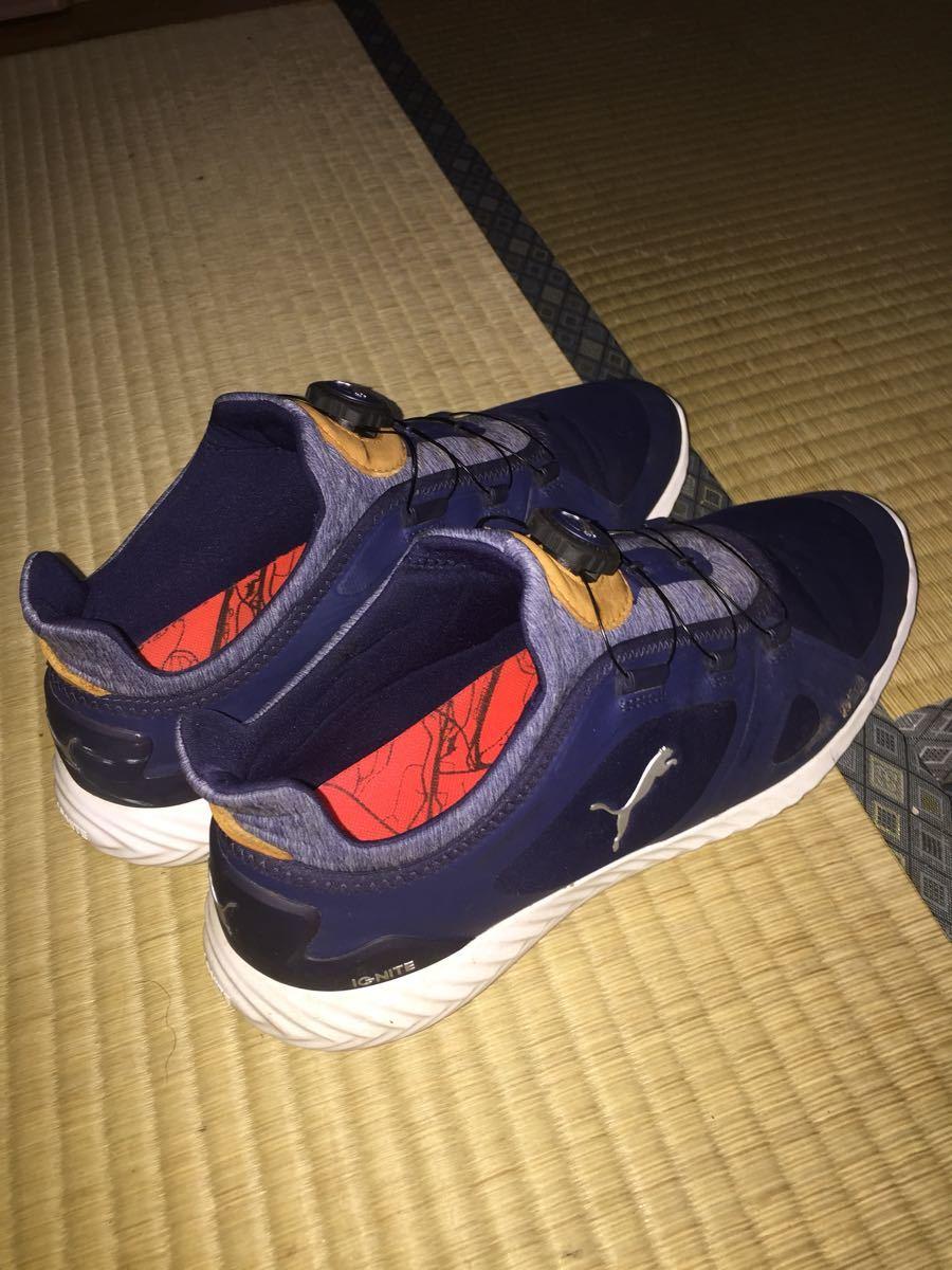 PUMA golf shoes Puma 27.5cmig Night