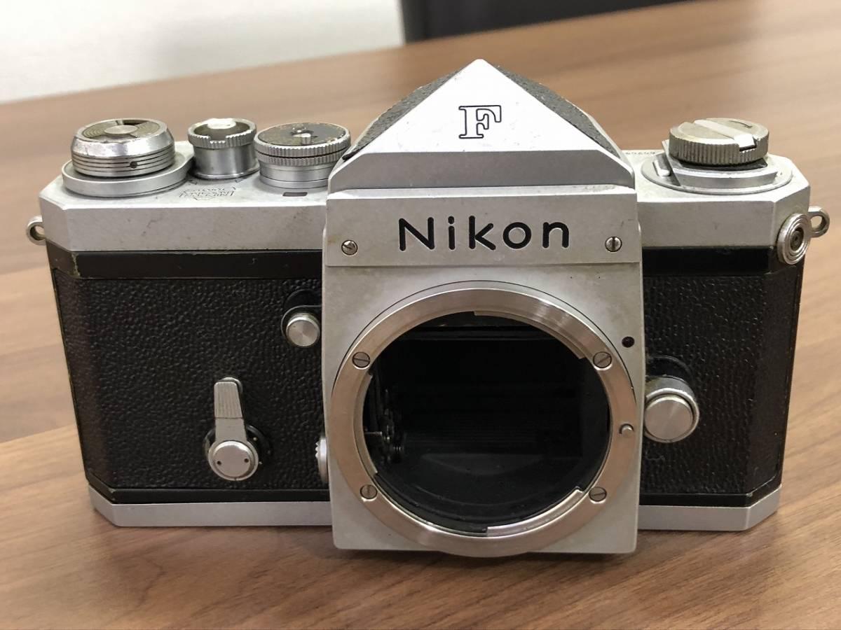 277★Nikon ニコン F フォトミックボディ レンズ NIKKOR-S 1:1.4 f=50mm★_画像3