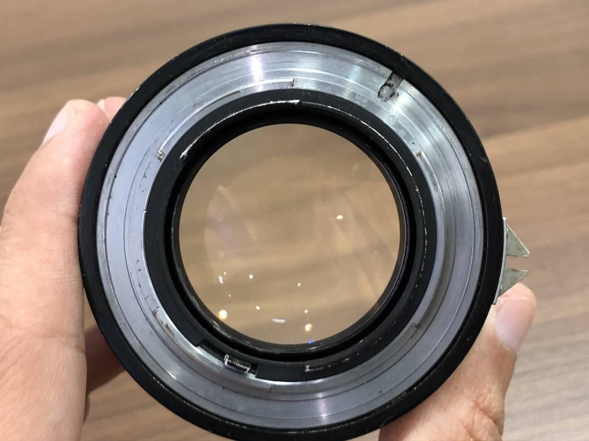 277★Nikon ニコン F フォトミックボディ レンズ NIKKOR-S 1:1.4 f=50mm★_画像7