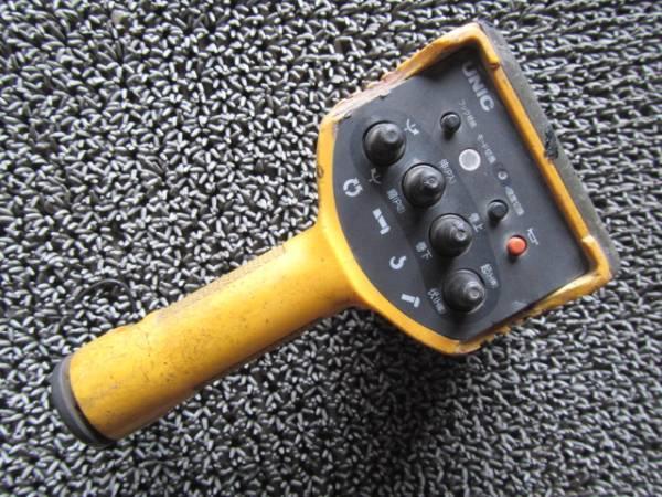 # 6222-18-80 ★ 3 ユニック クレーン ラジコン 送信機 単体 RC-32・33? _画像1