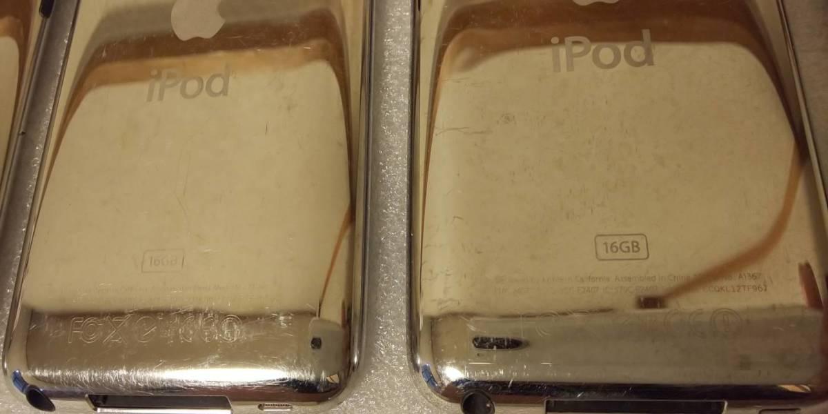 Apple iPod A1367 A1288 A1421 A1236 A1199 iPod Nano 2385 まとめて10個 ジャンク_画像4