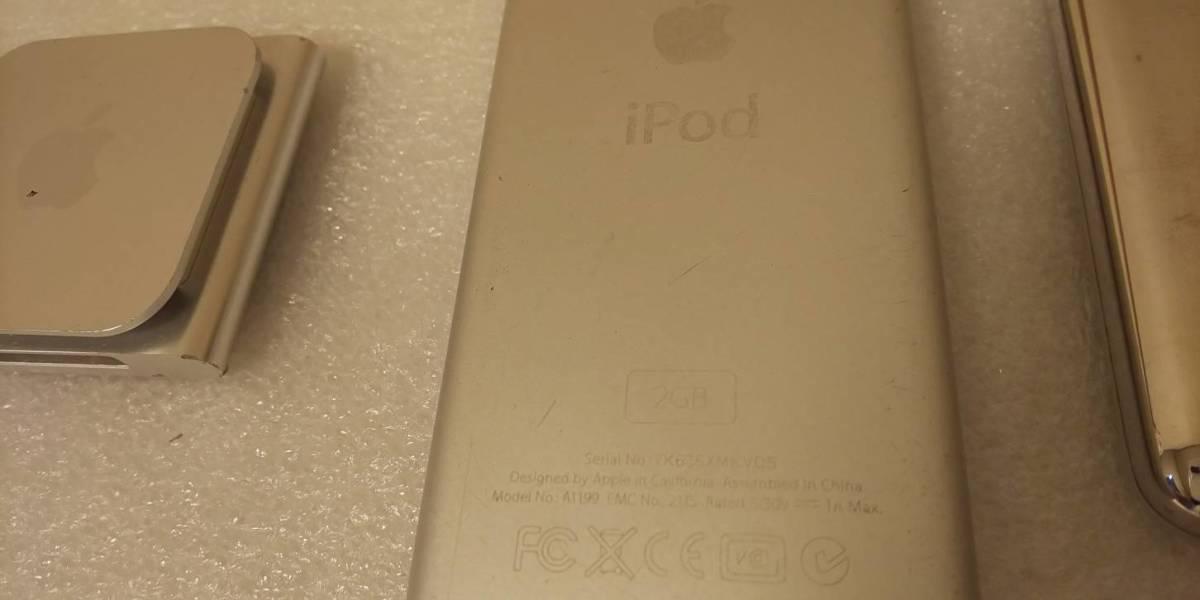 Apple iPod A1367 A1288 A1421 A1236 A1199 iPod Nano 2385 まとめて10個 ジャンク_画像8