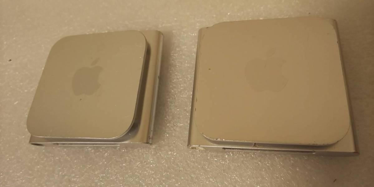 Apple iPod A1367 A1288 A1421 A1236 A1199 iPod Nano 2385 まとめて10個 ジャンク_画像9