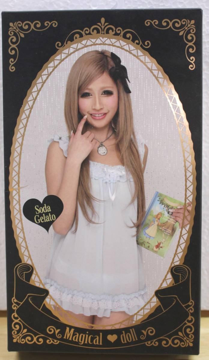M6★Baby Doll★ソーダジェラート★clearstone★箱入り未使用★_画像2