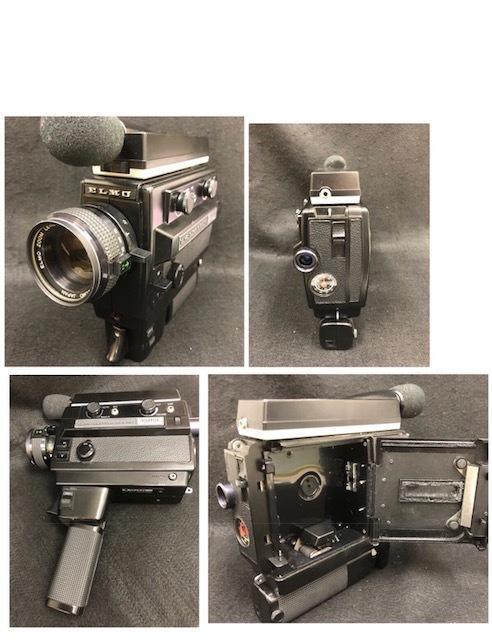 カメラまとめ オリンパス XA1、YASHICA ヤシカ FULL AUTOMATIC、ELMO エルモ _画像4