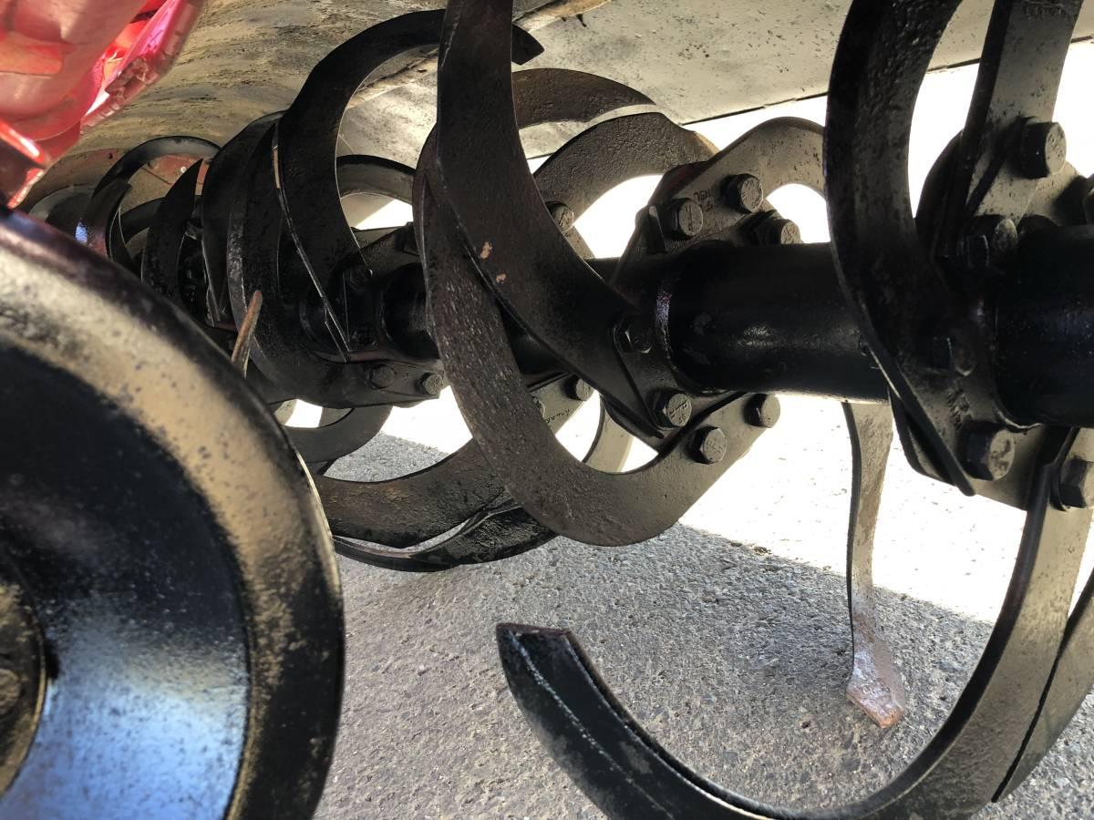 クボタ GM49 49馬力 4WD トラクタ エアコン キヤビン付_画像8
