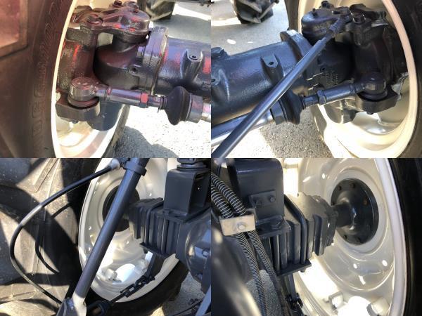 クボタ GM49 49馬力 4WD トラクタ エアコン キヤビン付_画像3