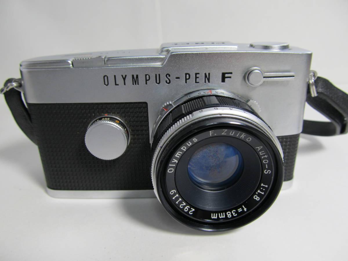 オリンパス PEN-FT 1:1.8 f=38mm 現状品_画像2