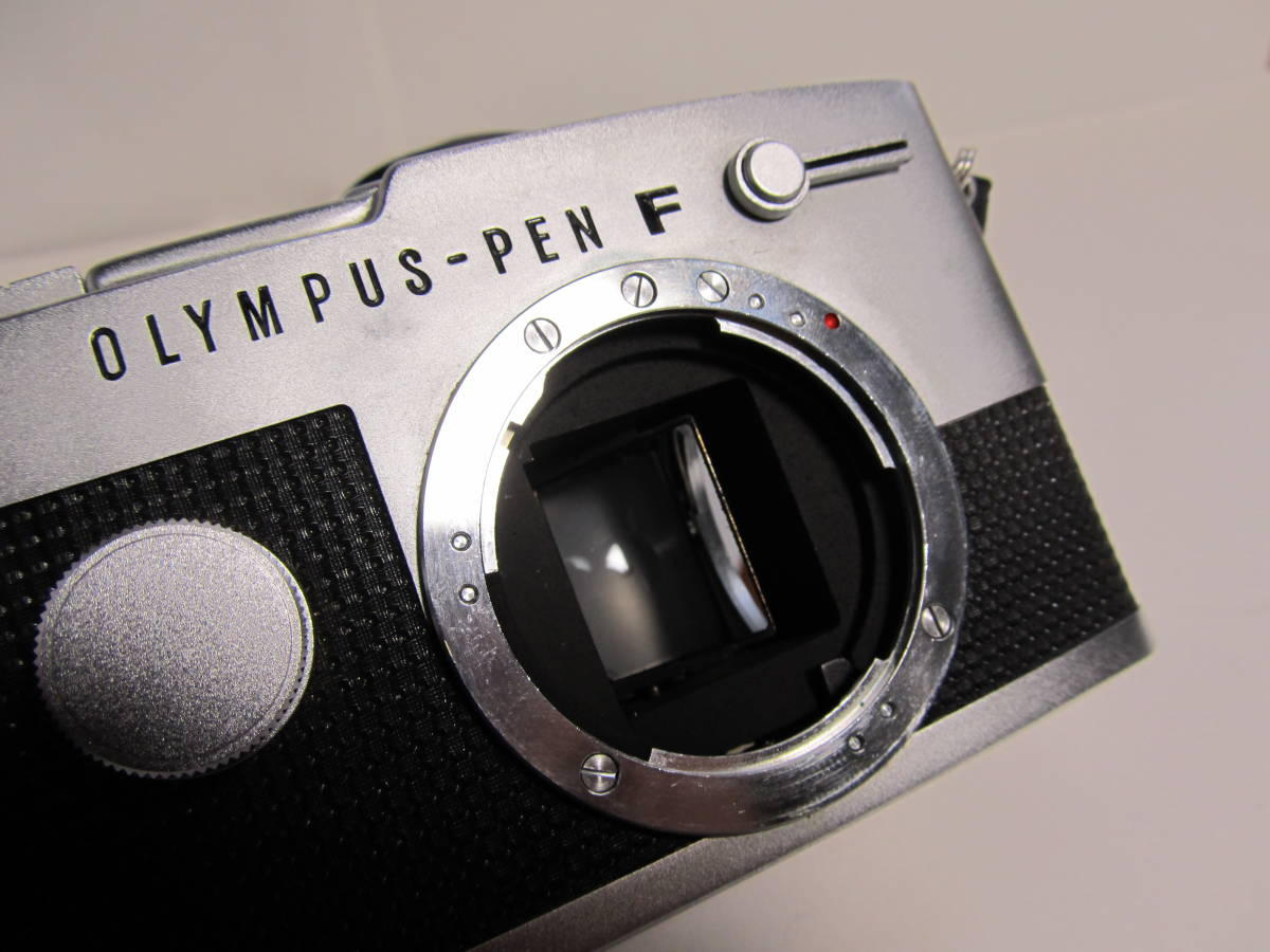 オリンパス PEN-FT 1:1.8 f=38mm 現状品_画像8