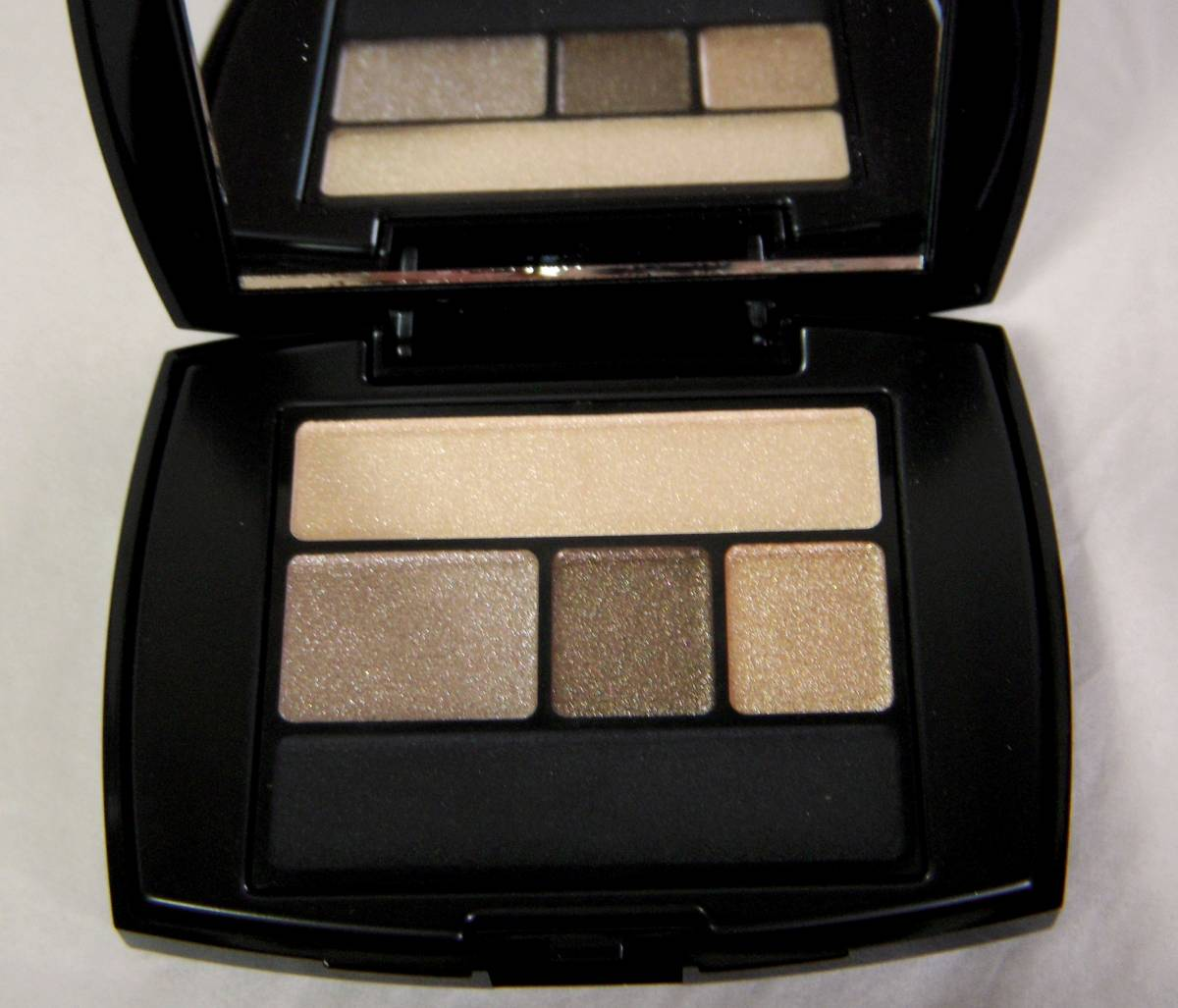 Lancome Color Design Eyeshadow Palette 110 Chocolat Amande 5 Color Mini Size Real Yahoo Auction Salling,Space Saving Small Space Small Bedroom Design Ideas