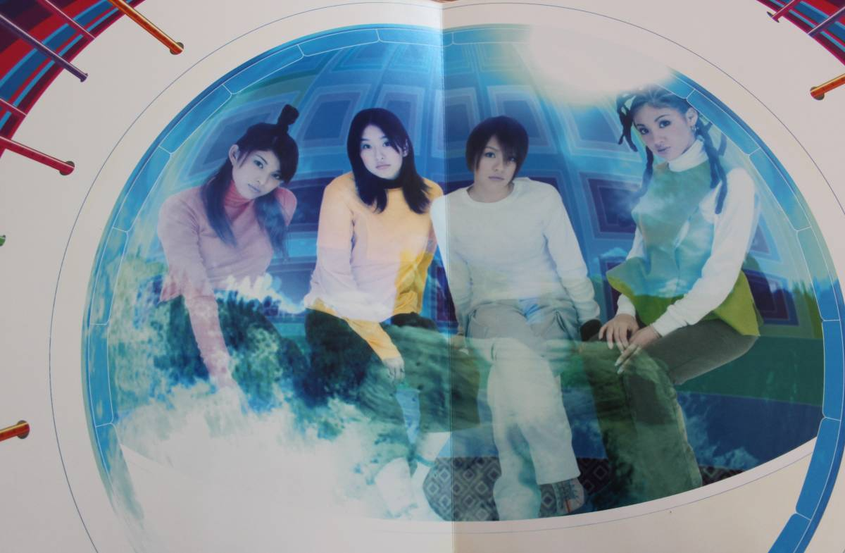 SPEED DOME TOUR 1999 REAL LIFE ツアーパンフ スピード 美品 送料188円~ 即決有_画像5