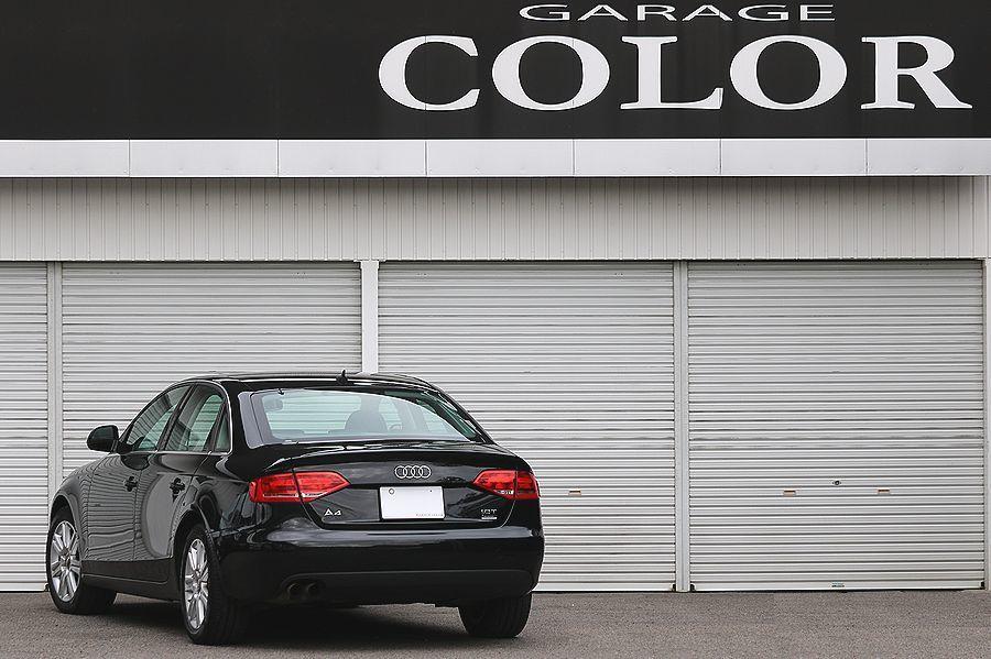【 新車オプション多数 】 2009y アウディ A4 1.8 TFSI SEパッケージ ミラノレザーの2枚目の画像