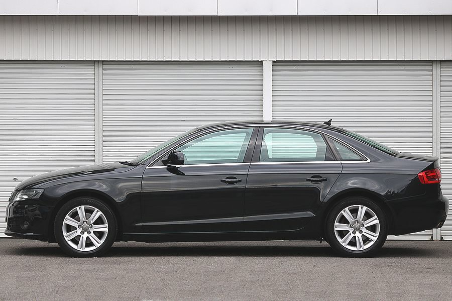 【 新車オプション多数 】 2009y アウディ A4 1.8 TFSI SEパッケージ ミラノレザーの3枚目の画像