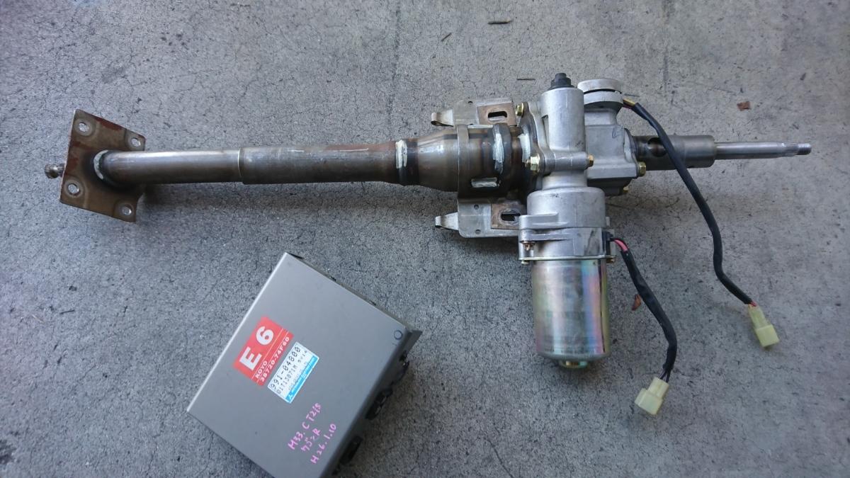 JA22 電動パワステ ジムニー 流用 JA11