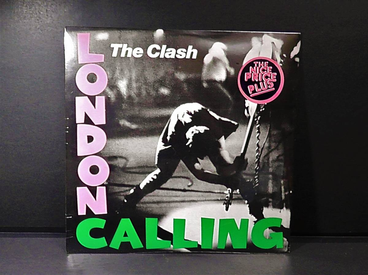 未開封◆LPレコード◆The Clashクラッシュ2枚組◆LONDON CALLING*Brand New Cadillac*ロンドンコーリング_画像1