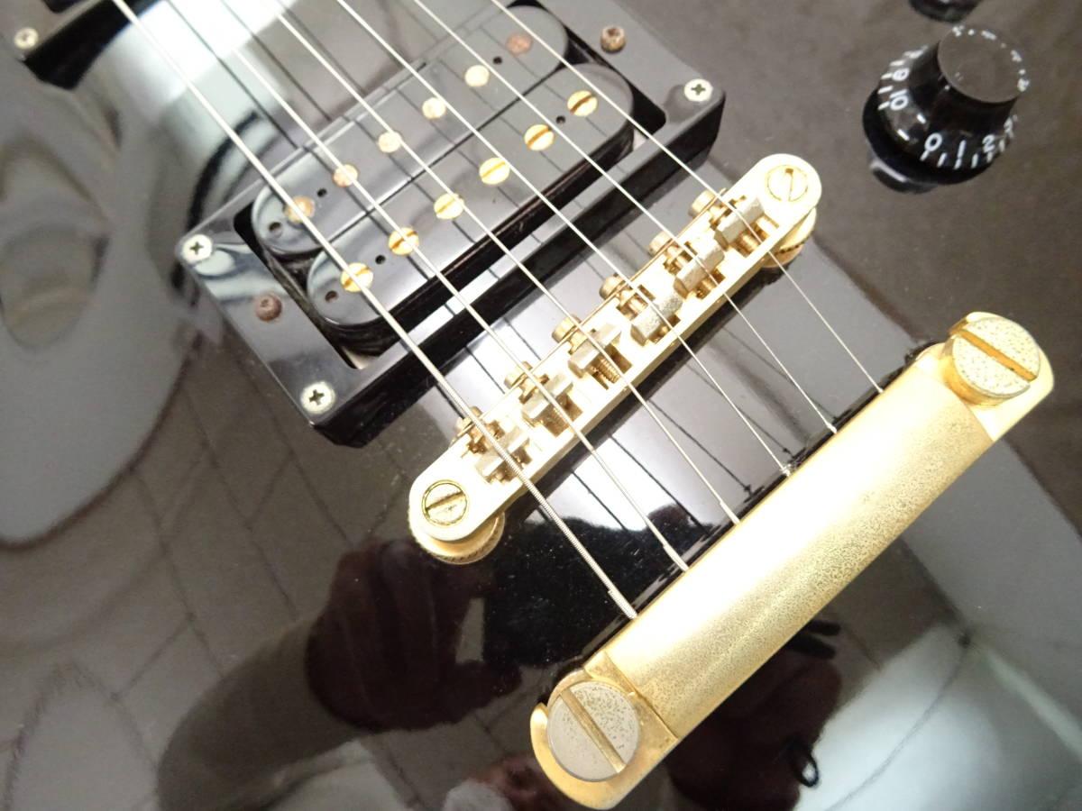 【良好】Epiphone TAK MATSUMOT DC CUSTOM エピフォン B'z 松本 シグネイチャー モデル エレキギター ■直接確認可■G061205C_画像4