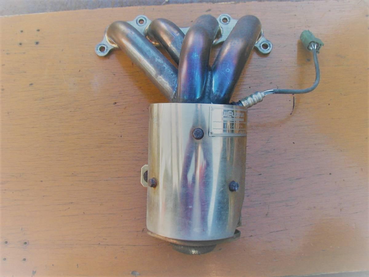 March NISMO Nismo K12 12SR排氣歧管使用 編號:f305176147