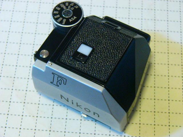 Nikon ニコン F 737番台 + フォトミックファインダーT + 1.4/50mm (実用・良品) ファインダー綺麗・レンズはおまけ/ジャンク扱い_画像4