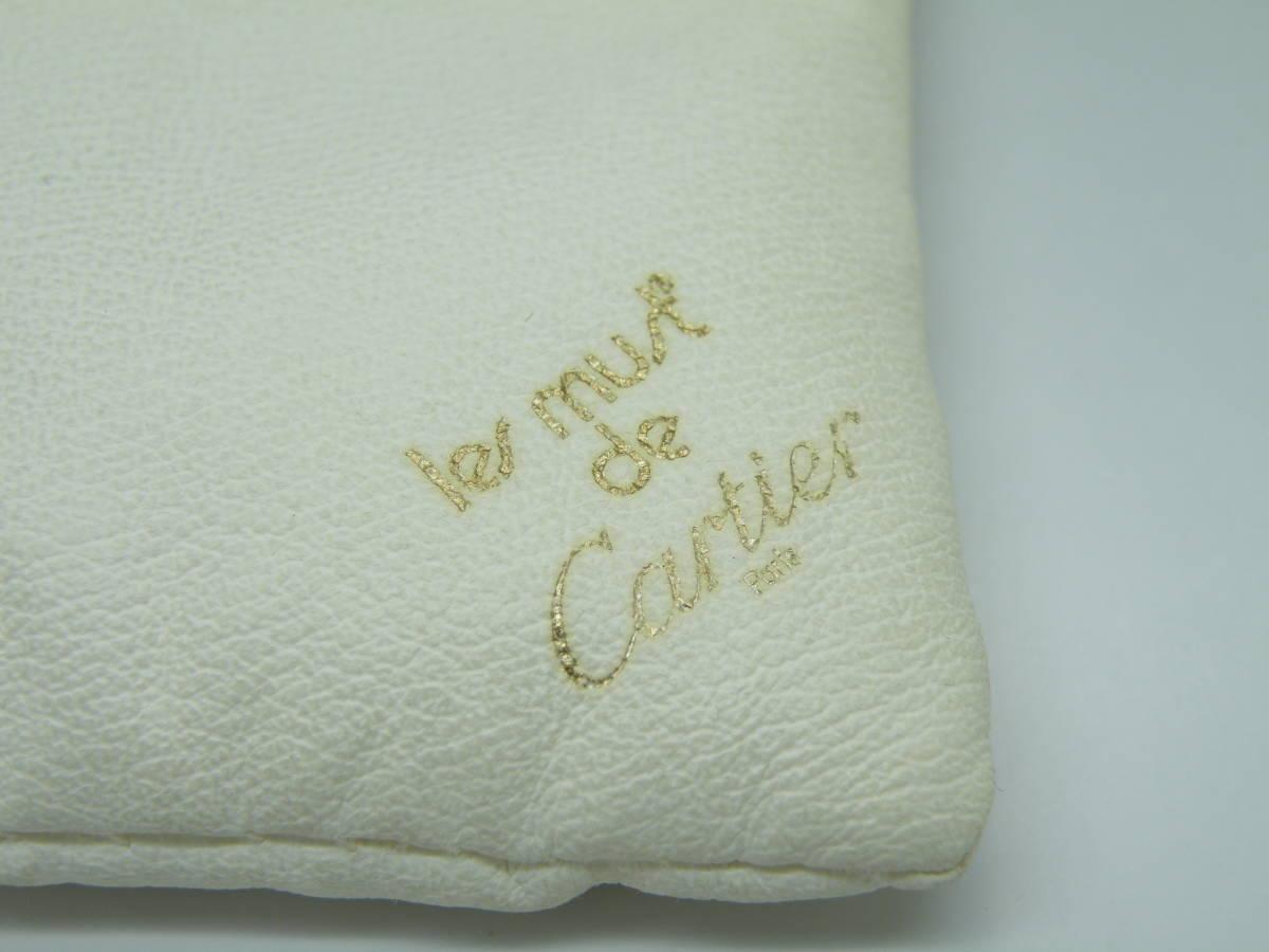 カルティエ les must de Cartier 表示 ディスプレイ クッション 時計のディスプレイなどに_画像3