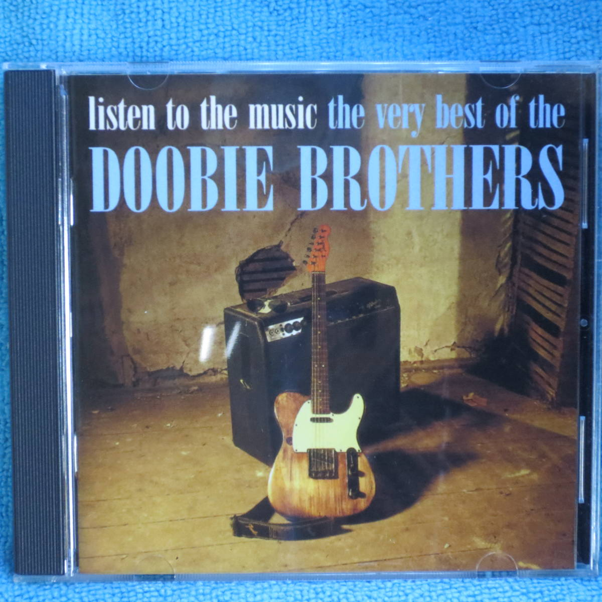 [CD] Listen To The Music ・ The Very Best Of The Doobie Brothers ☆ディスク美品_画像1