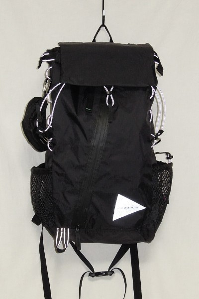 極美品 直営店限定商品 and wander アンドワンダー X-Pac 30L backpack バックパック かばん ザック リュック