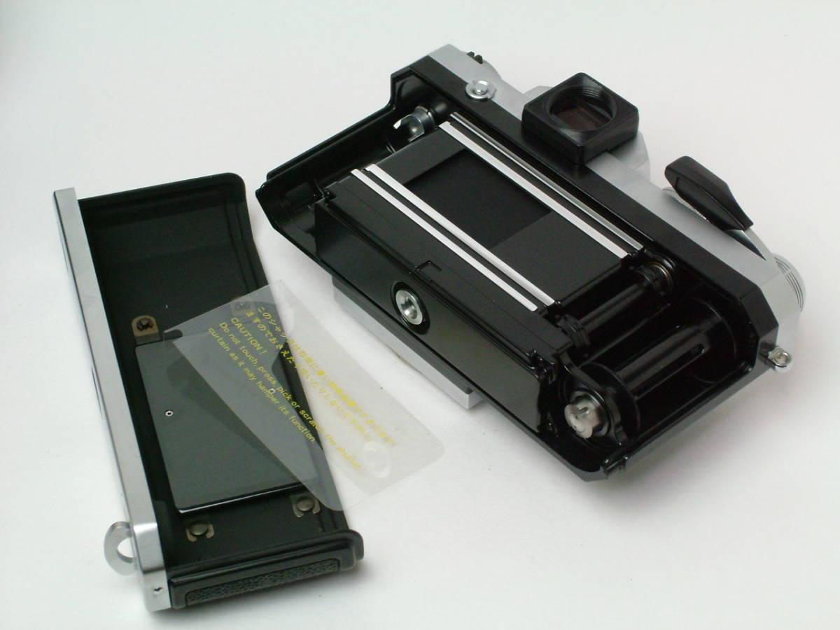 Nikon New F ボディ アイレベルファインダー 程度良品(美品中古) 743万番台_画像7