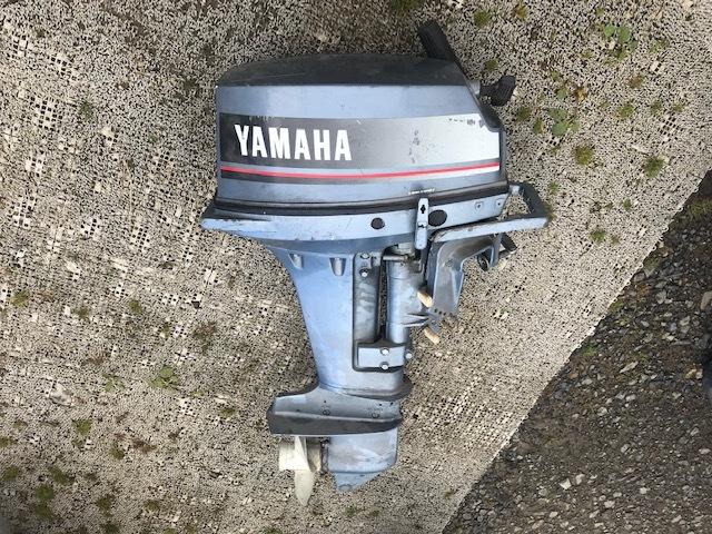 【格安売切り】最終値下げ 希少 YAMAHA ヤマハ 9.9D 小型船舶用 船外機 682-CS 9.9PS 現状品 北海道札幌発 発送できます_画像7