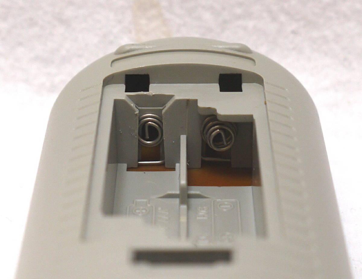 レトロ ブラウン管テレビ 14C-R4/15T-M4 / 21T-M4用 リモコン_画像3