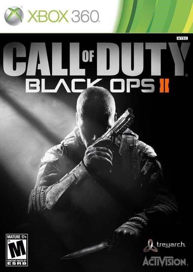 海外限定版 海外版 Xbox360 コール オブ デューティ ブラックオプス2 Call of Duty Black Ops II