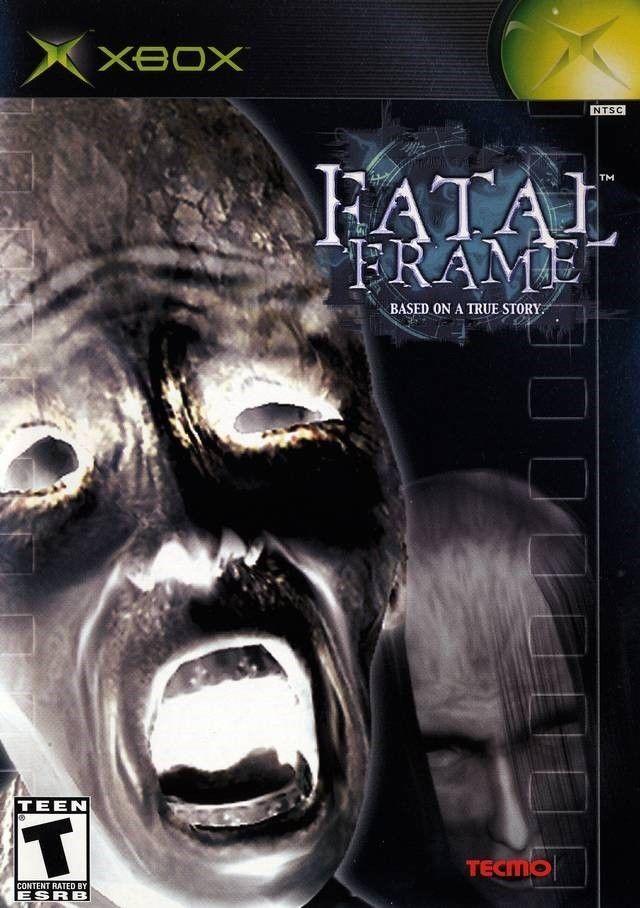 海外限定版 海外版 Xbox フェイタルフレーム Fatal Frame