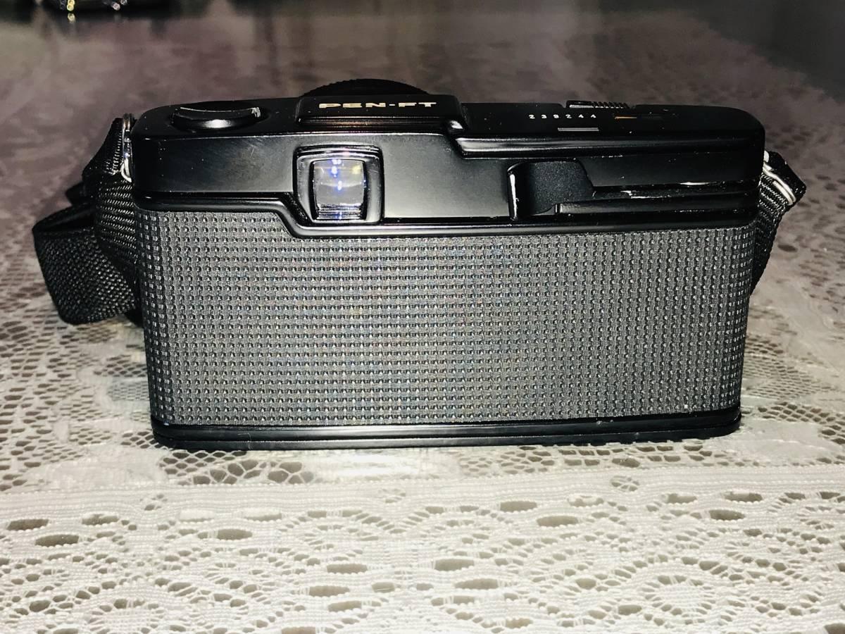 【希少・美品】OLYMPUS オリンパス PEN-FT ブラック G.Zuiko Auto-S 40mm f=1.4_画像5